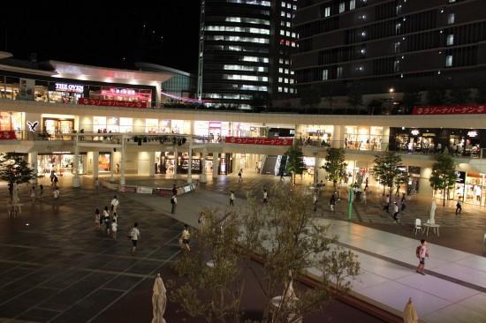 ラゾーナ川崎は、カレコのおでかけ特典で駐車料金が2時間無料になるので休憩などでも便利です。