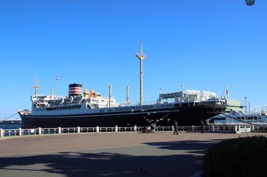 氷川丸は2016年8月に、国の重要文化財に正式指定された