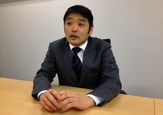 カーシェアリング・ジャパン株式会社の代表取締役 村山 貴宣