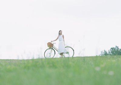 遠出してサイクリングを楽しむ