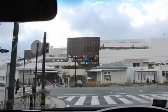 辻堂駅前にある「テラスモール湘南」へ