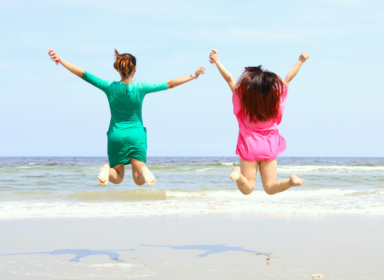 夏らしい遊びをしよう!