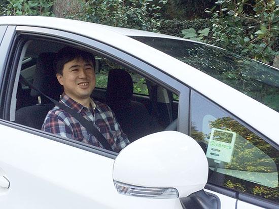 「利用手続きが簡単だから、買い物や食事などの普段使いが便利」と鈴木さん