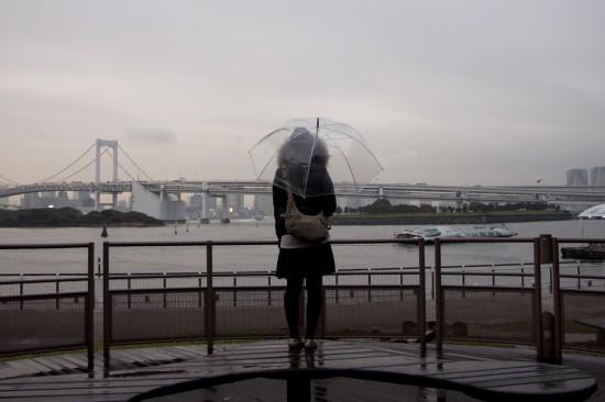 雨の日だって楽しくデートがしたい