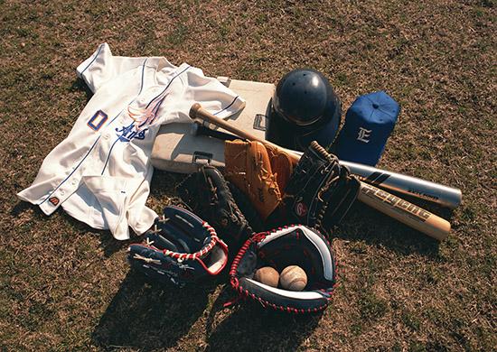 本格的に野球をする人にもカレコがオススメ