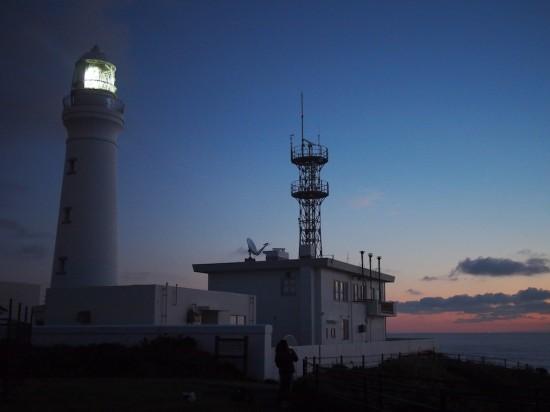 島や山頂をのぞいて日本で一番早く初日の出を見られる犬吠崎