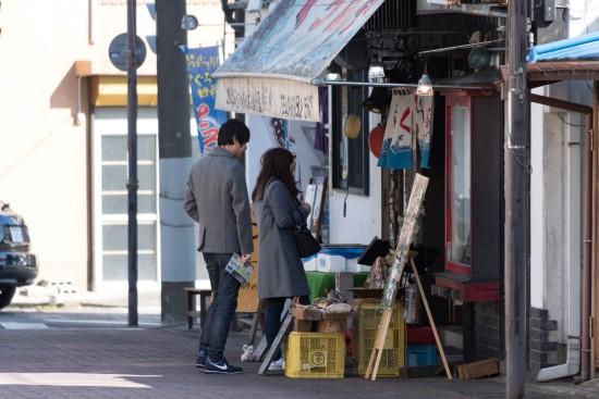 三崎港の人気店「くろば亭」