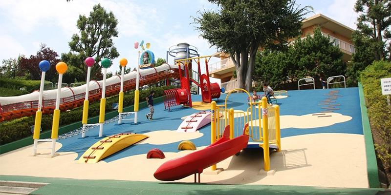 ある 遊具 公園 の