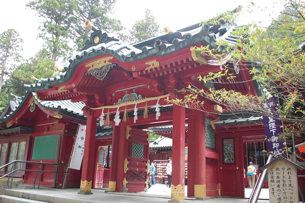パワースポットとして人気の箱根神社。「物事を進める力」の運気が強く、停滞を打ち破る御利益を受けられるそう