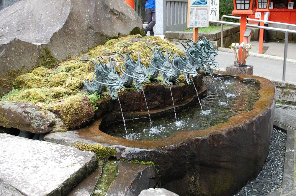 境内には九頭竜神社の新宮も建立されている