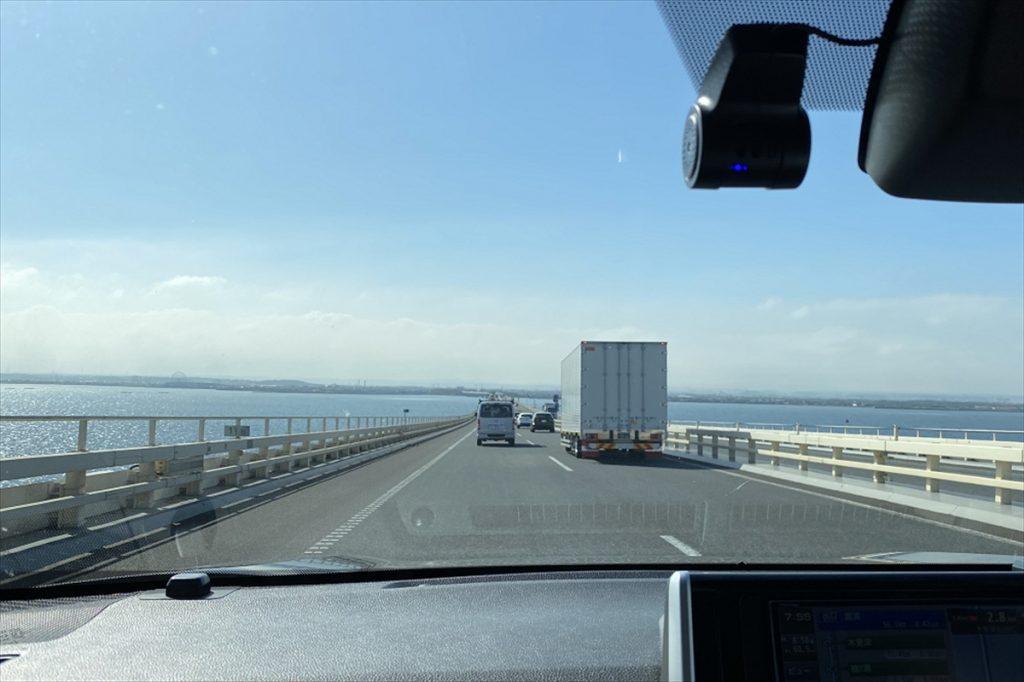 東京湾アクアラインのおかげで南房総は、都内からの身近なドライブスポットになった