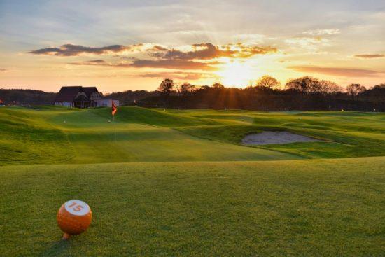 関東一の規模を誇るゴルフコース