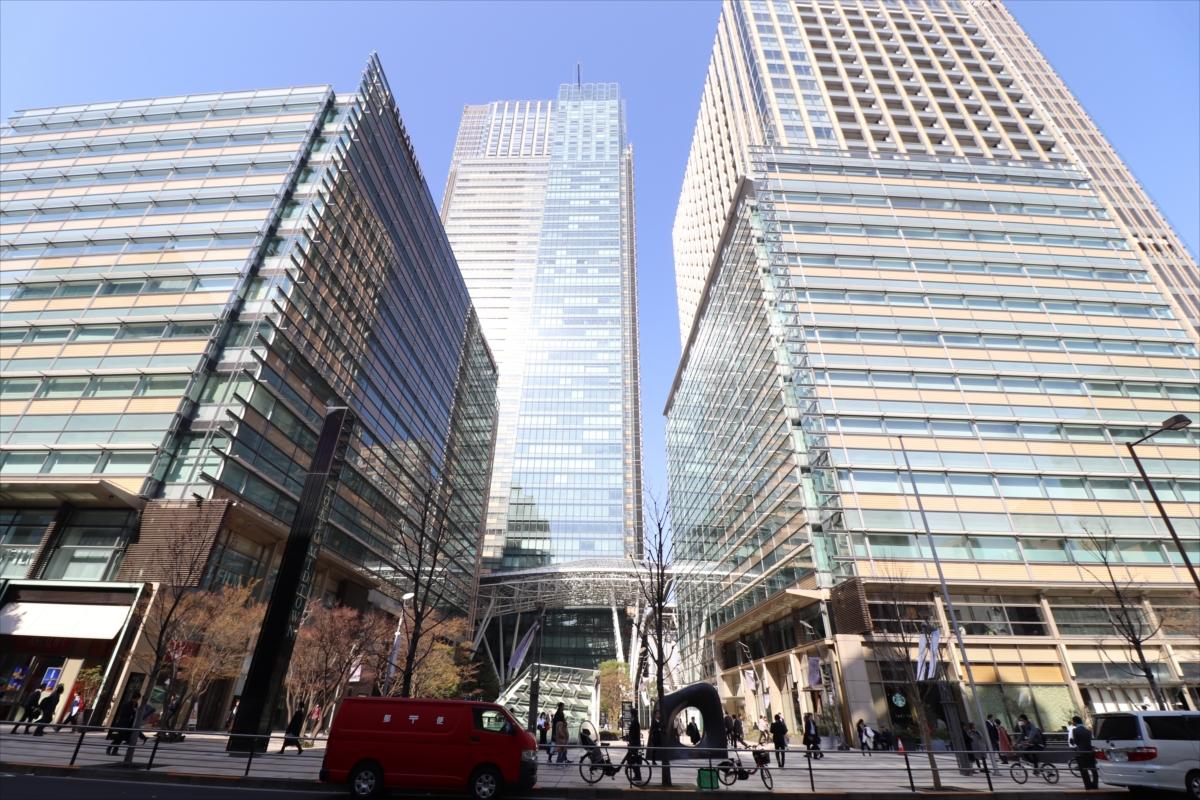 六本木ヒルズとともに六本木のランドマークとなっている東京ミッドタウン