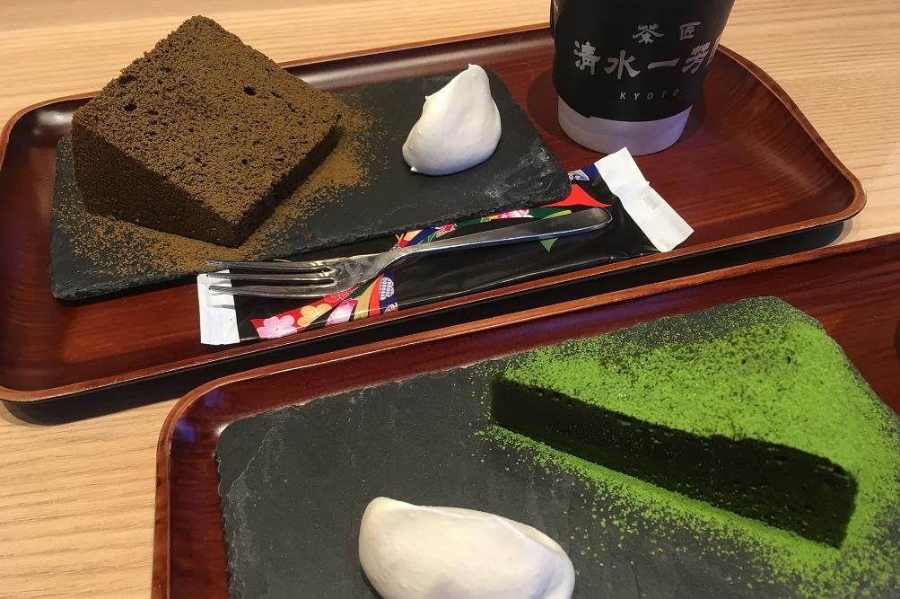 京都に本店を構える「茶匠 清水一芳園」。アウトレットパーク木更津店は、関東で最初の進出店