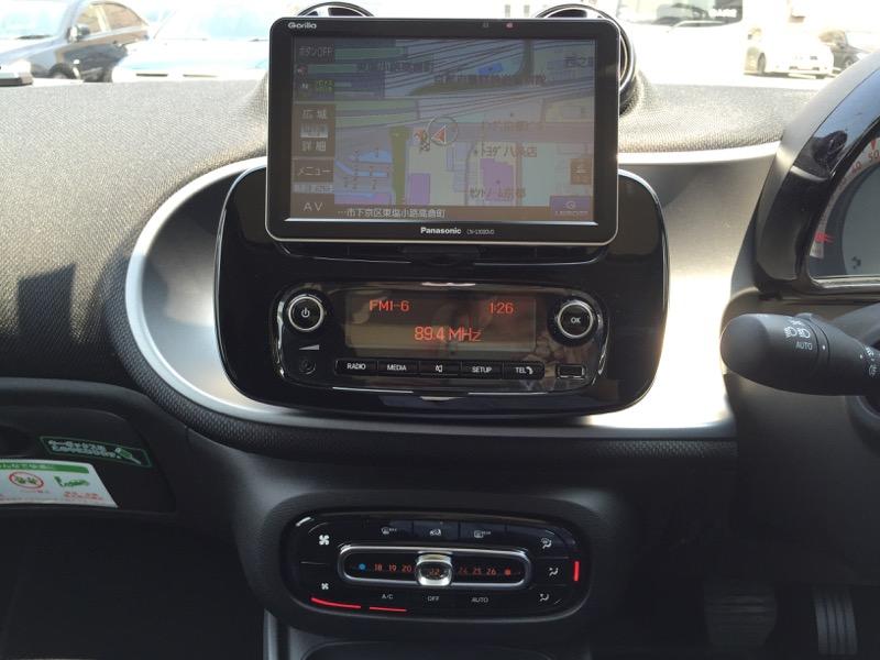 FM/AMラジオやハンズフリー通話も可能
