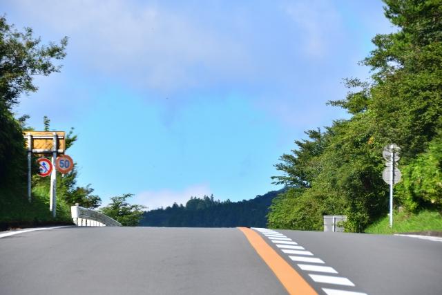 二重線は「走行側(左側)のラインの種類」が有効となる