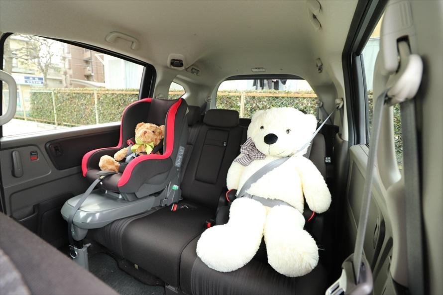 チャイルドシートやジュニアシートを安全なドライブを!