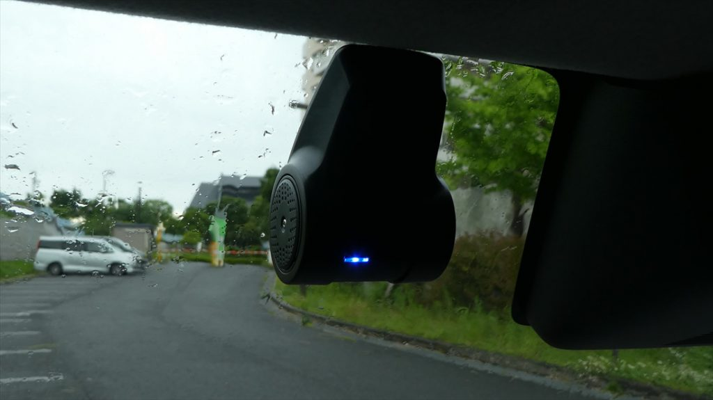 交通事故やトラブルの際の証拠を残すドライブレコーダー