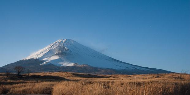 カメラ×カレコで冬の富士山を撮影しよう!