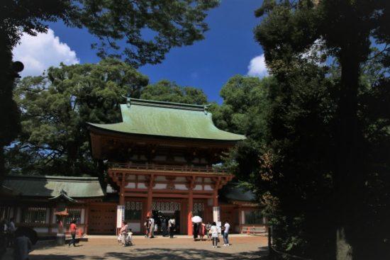 「大宮氷川神社」とも呼ばれる