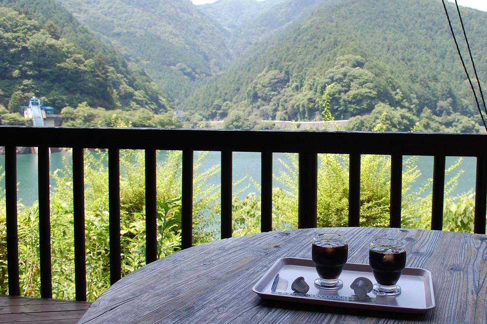アイスコーヒーは300円(税込み)