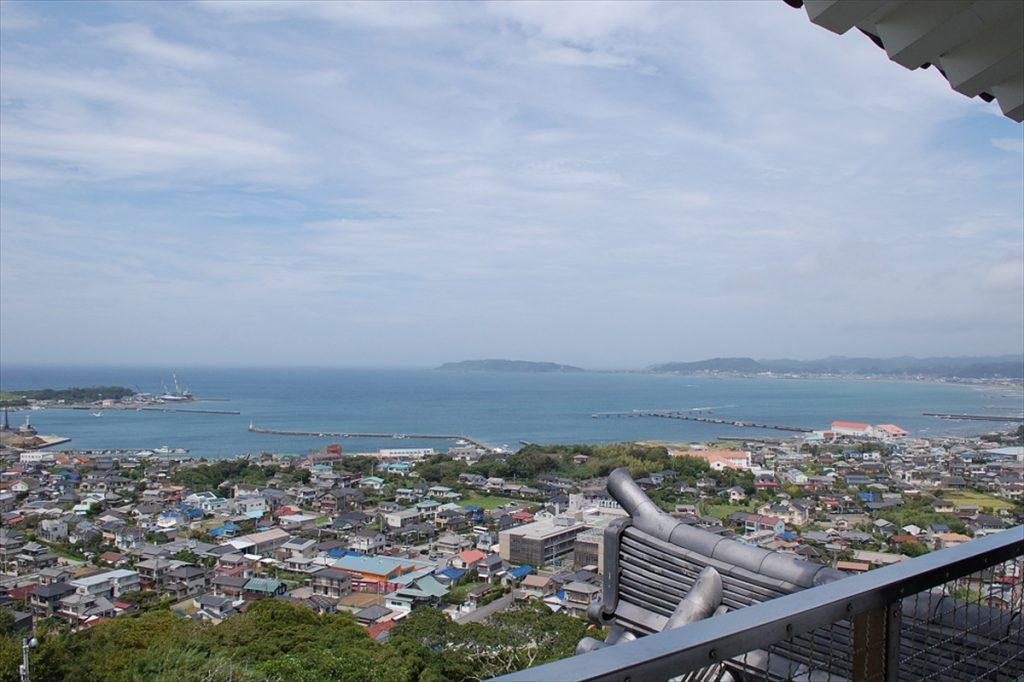 東京湾に出入りする船を把握できる地の利は、豊臣秀吉や徳川家康に危機感を抱かせてしまったそう
