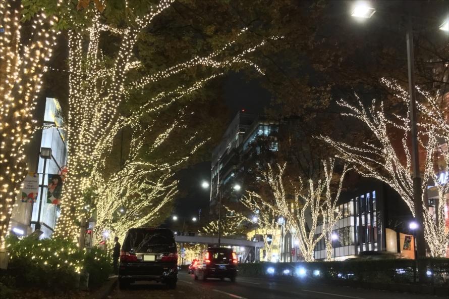 点灯は日没から22時まで。17時から21時までは1時間おきに、光と音楽のスペシャルなショー「光のエンターテイメント」が実施される