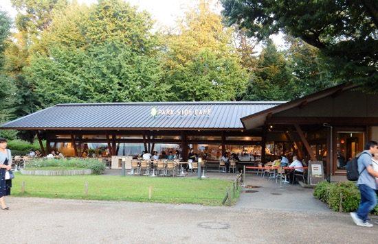 厳選された旬野菜やハーブティが楽しめる「上野の森PARK SIDE CAFÉ」