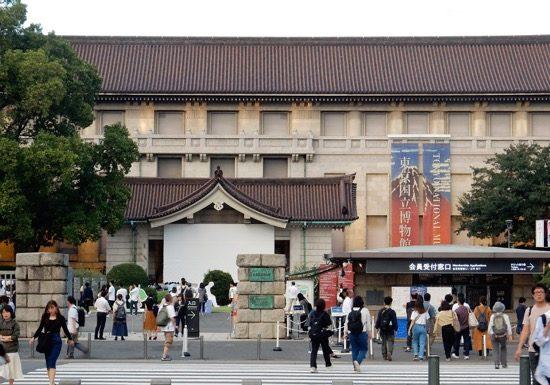 「東京国立博物館」は日本で最も古い博物館です