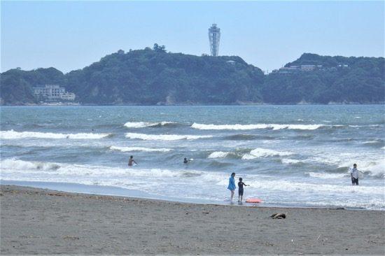 江の島や湘南の海を臨む海岸通りを気持ちよくドライブ!