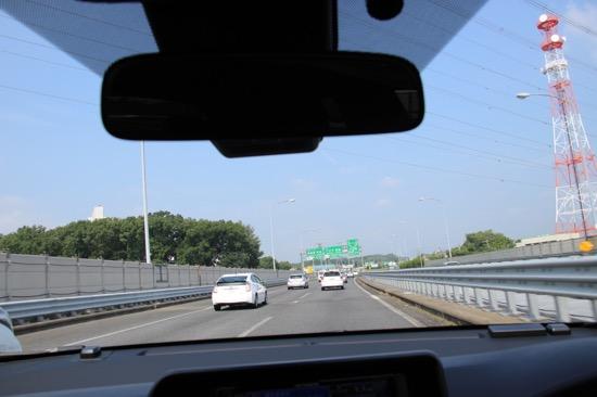 今回は中央自動車道から軽井沢へ