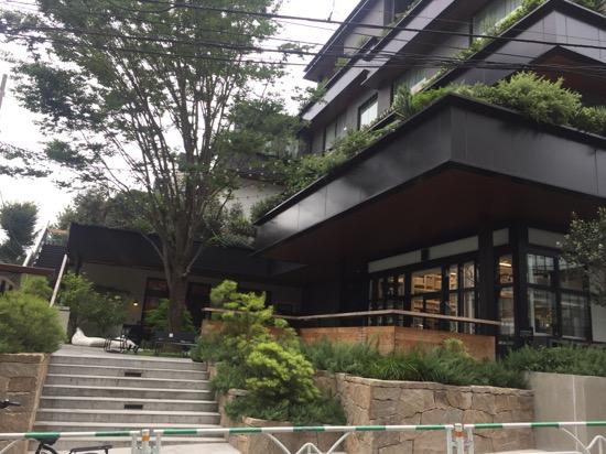 「TRUNK HOTEL」は表参道、渋谷、明治神宮前の3駅から徒歩圏の好アクセス