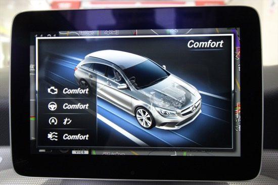 ハザードスイッチ横の「ダイナミックドライブ」ボタンを押せば、よりスポーティな走りも可能