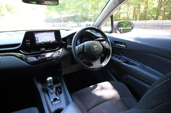 衝突回避支援パッケージ「Toyota Safety Sense P(トヨタ セーフティセンスP)」も装備されている