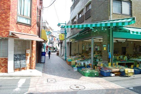 商店街通りでは盆踊りやハロウィンなど、様々なイベントが催されます