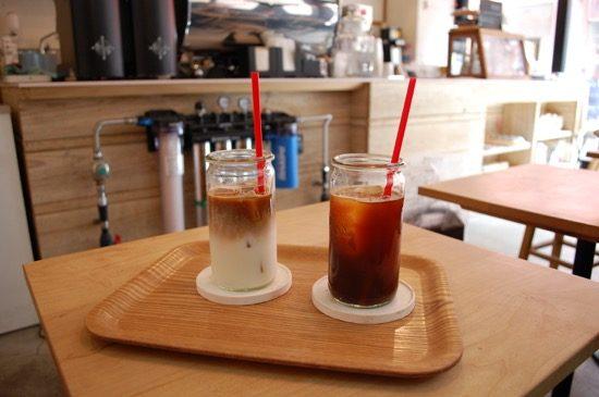 コーヒーは、テイクアウトもできるそうです